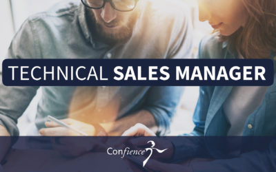 Are you the new Technical Sales Manager we are looking for?
