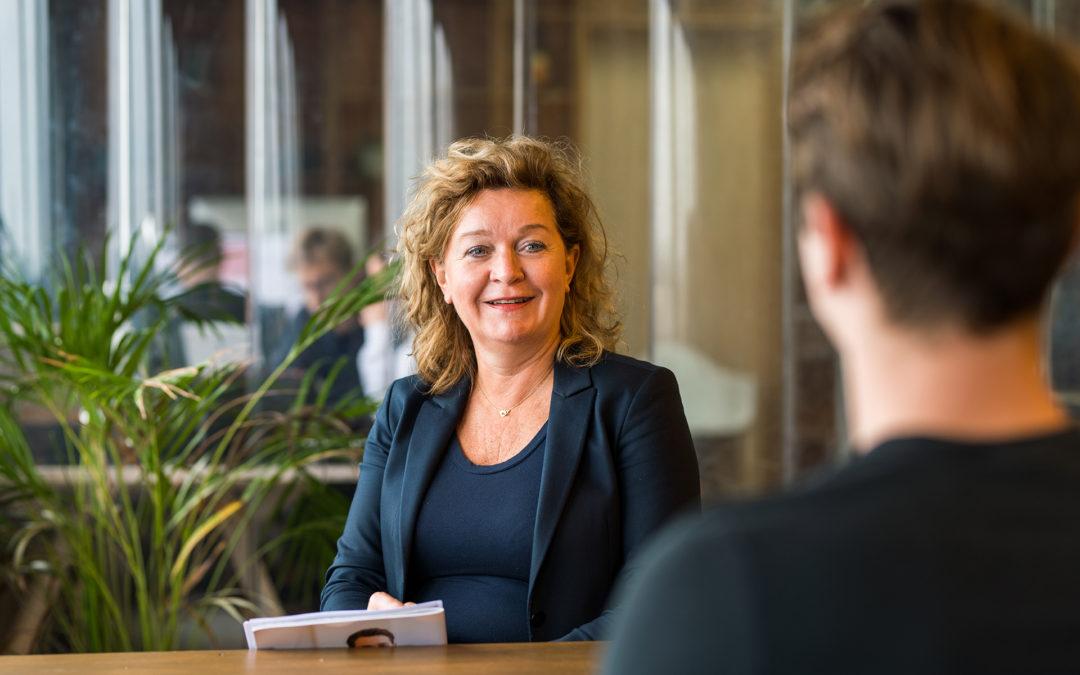 Interview met Mirjam door NL Leert Door